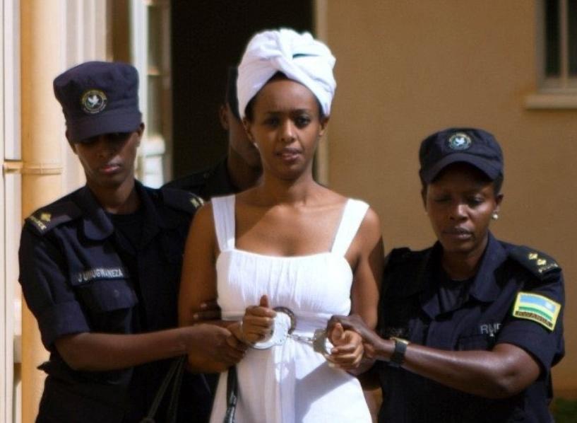 Rwanda– Diane Rwigara : «La prison a renforcé ma détermination»
