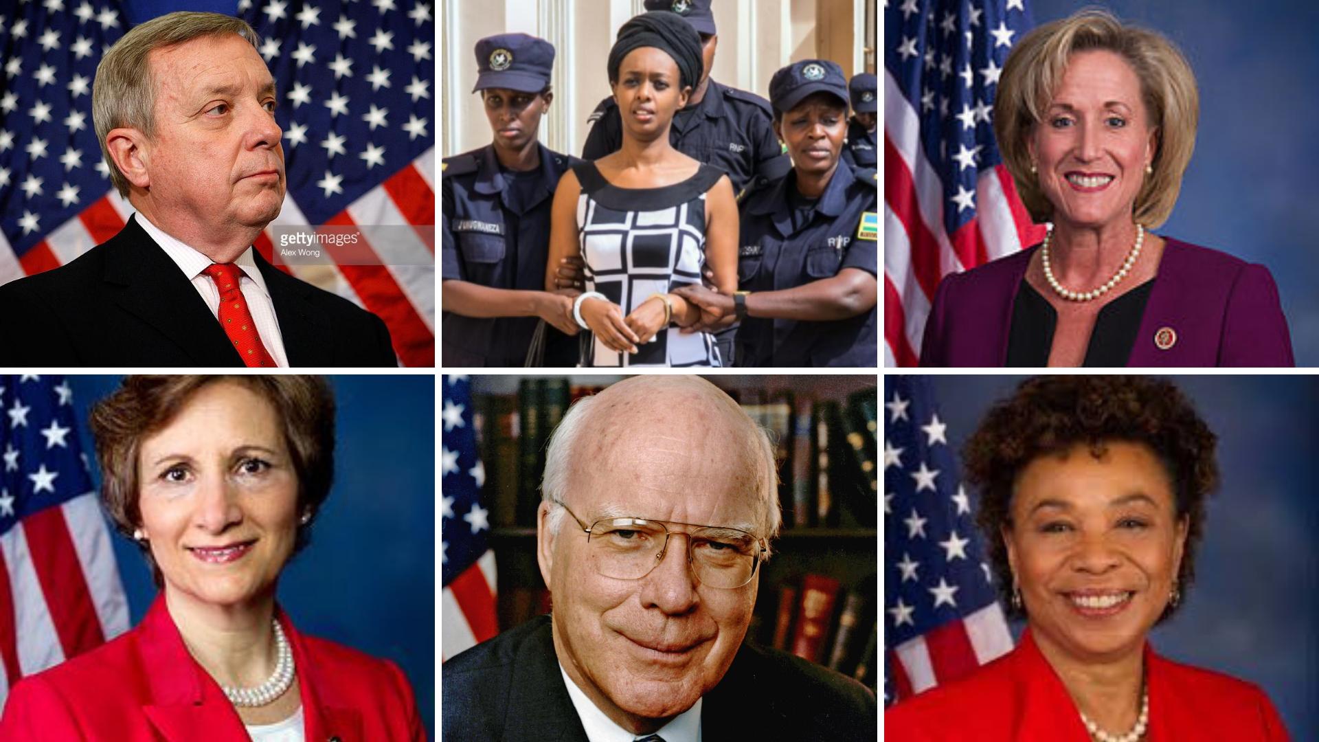 Rwanda – USA : Des Congressmen se mobilisent pour la famille Rwigara