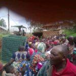 Réfugiés rwandais du camp de Kanyabayonga