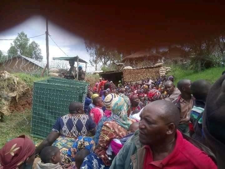 Nord Kivu : Situation chaotique dans le camp de réfugiés rwandais de Kanyabayonga