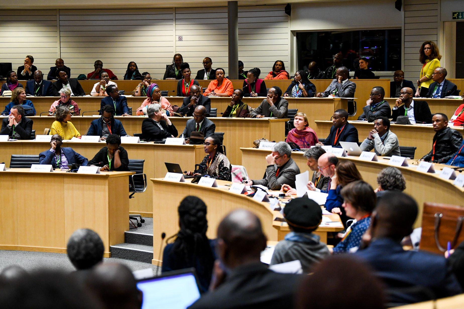 Bruxelles: des «journées du Burundi» aux antipodes des «Rwanda days»
