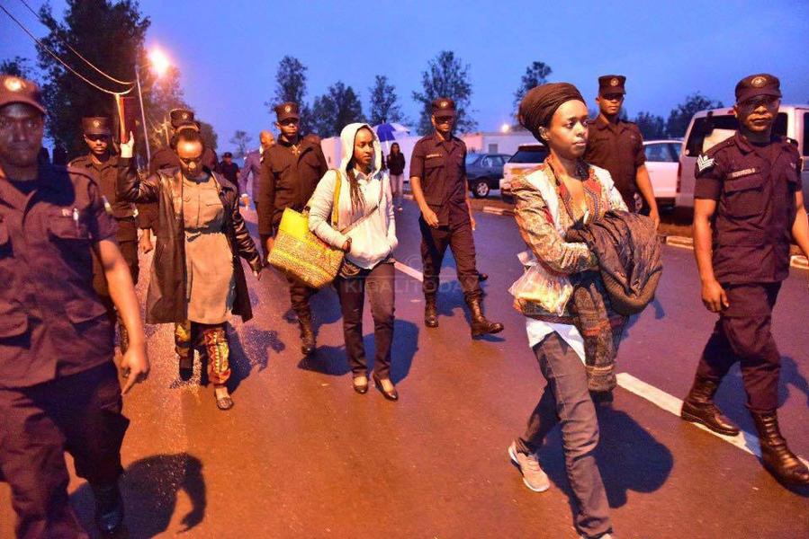 Rwanda – Rwigara case: An outlawed state