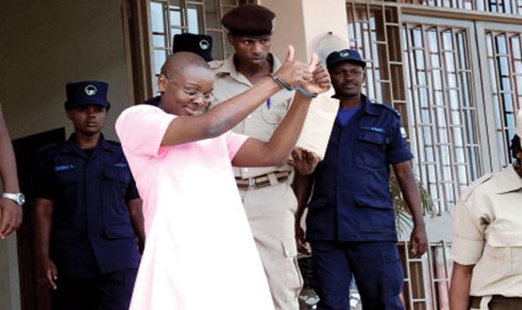 Rwanda-CADHP: Kigali condamné à indemniser Victoire Ingabire