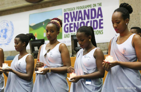 Rwanda-commémorations: 5 ans ferme pour refus de tenir une bougie