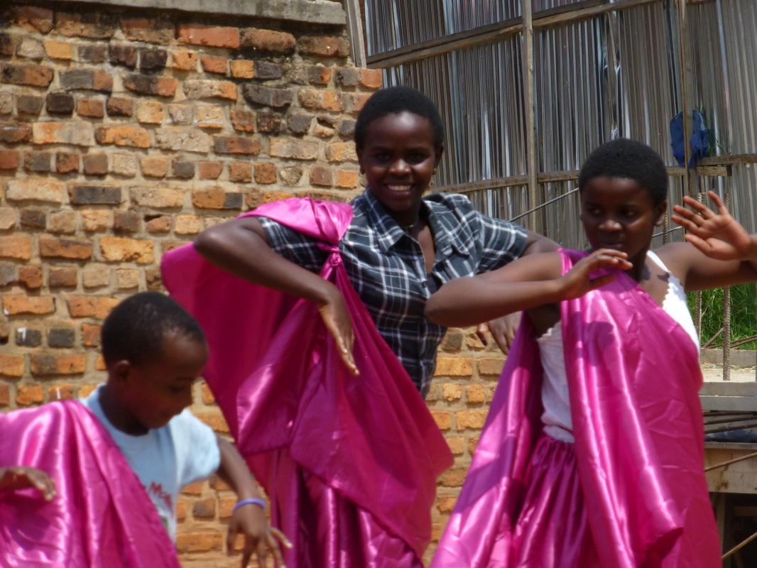The Marembo Centre, a jewel in Rwanda