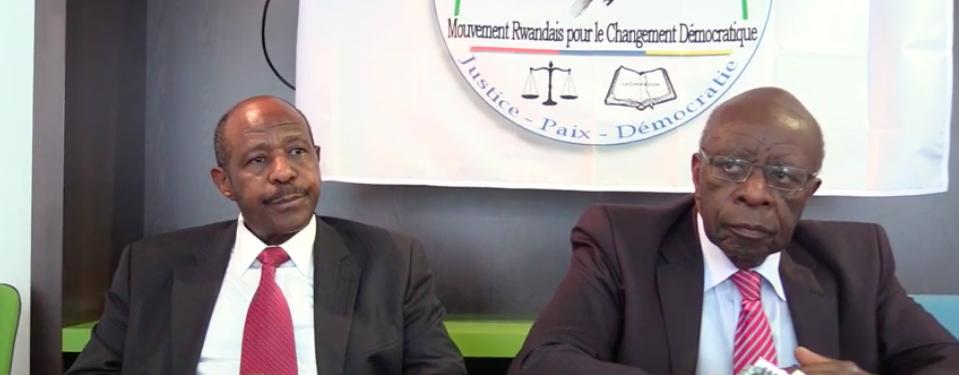 Rwanda : Le RDI de Faustin Twagiramungu rejoint le M.R.C.D.