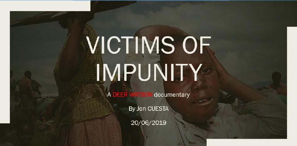«Victimes de l'impunité, l'autre génocide du Rwanda» projeté à Bruxelles