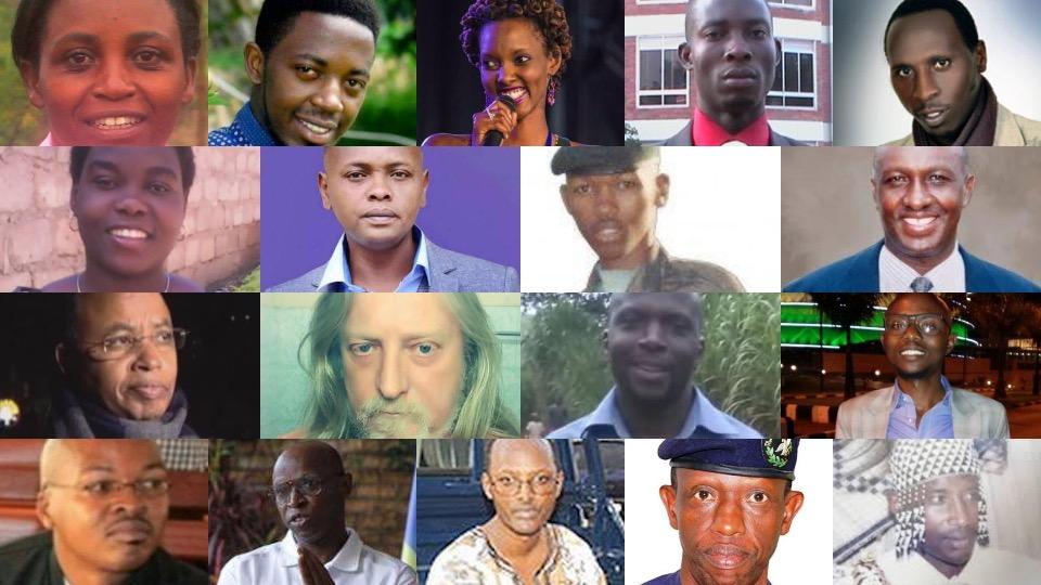 Bruxelles :  Grande mobilisation pour un état de droit au Rwanda