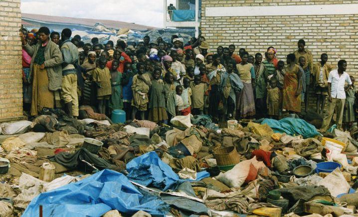 Kibeho 1995: a massacre forgotten in Rwanda's 20-year history