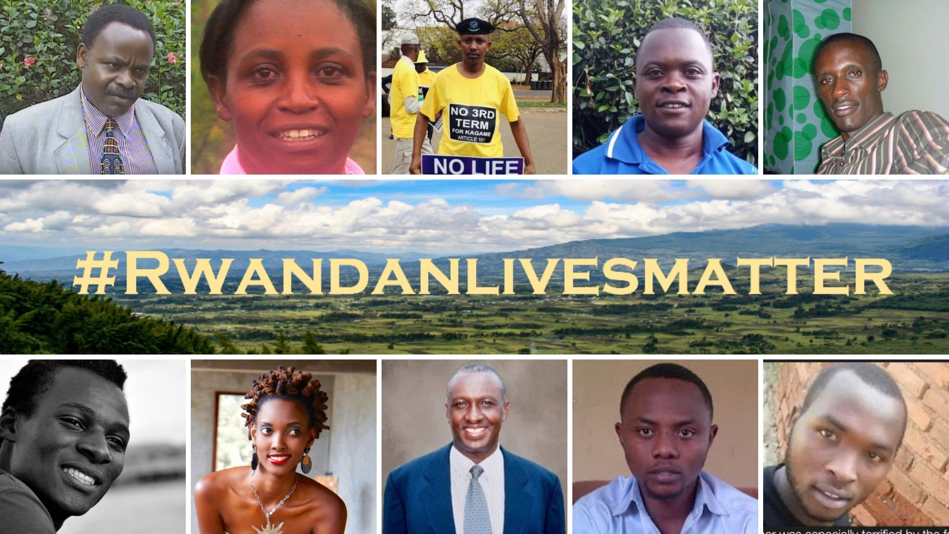 Rwandanlivesmatter.site: Cry for justice
