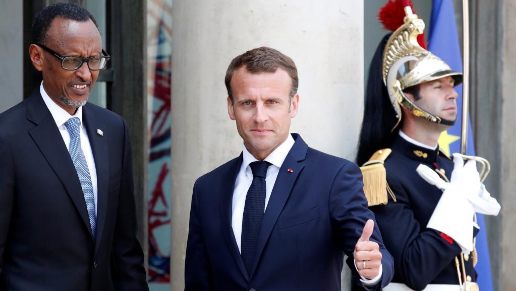 Invitation du Rwanda au G7 : Emmanuel Macron interpellé