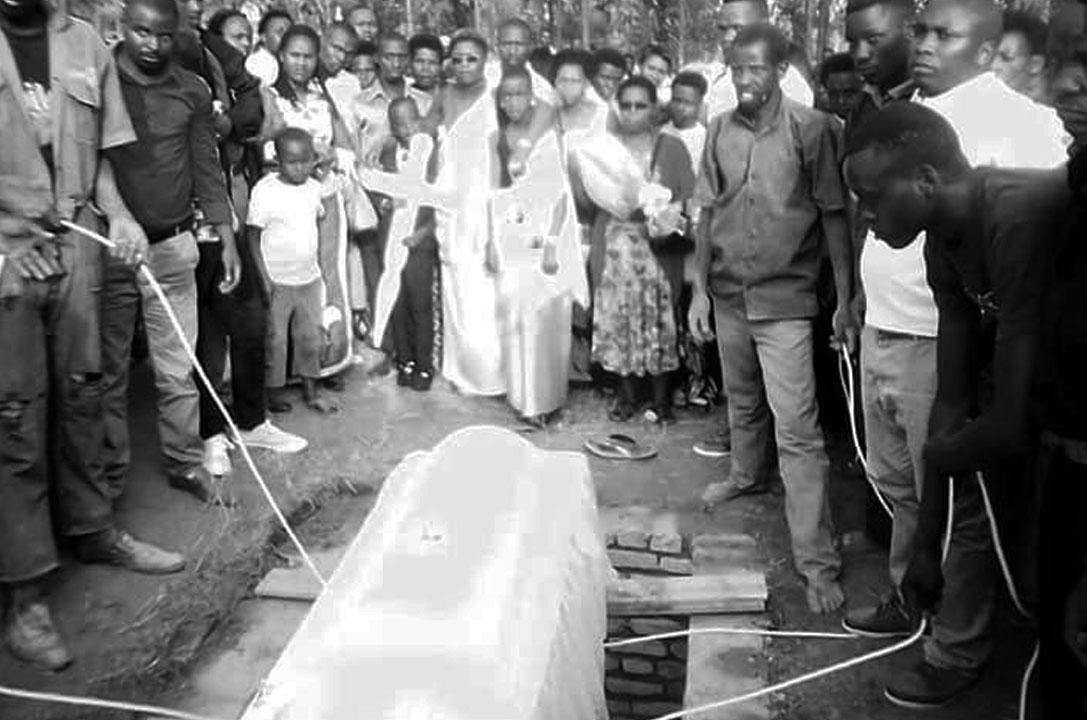 Rwanda : Syldio Dusabumuremyi, un enterrement sous tension