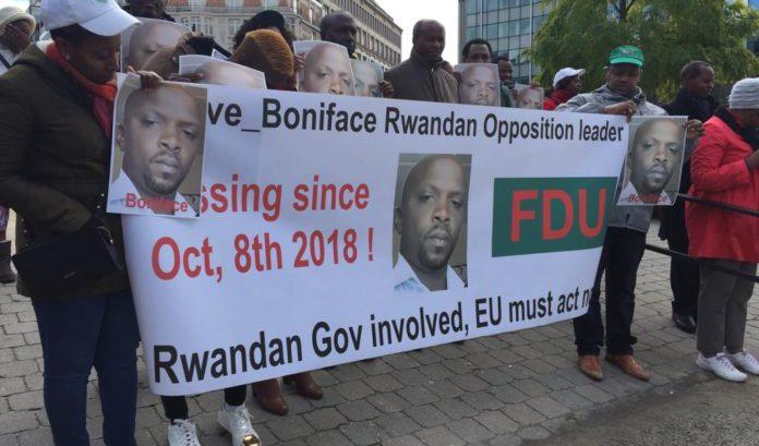 Rwanda : Un an déjà depuis la disparition de Boniface Twagirimana
