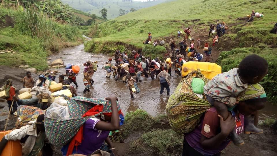 Les réfugiés rwandais à l'est de la RDC en danger ?