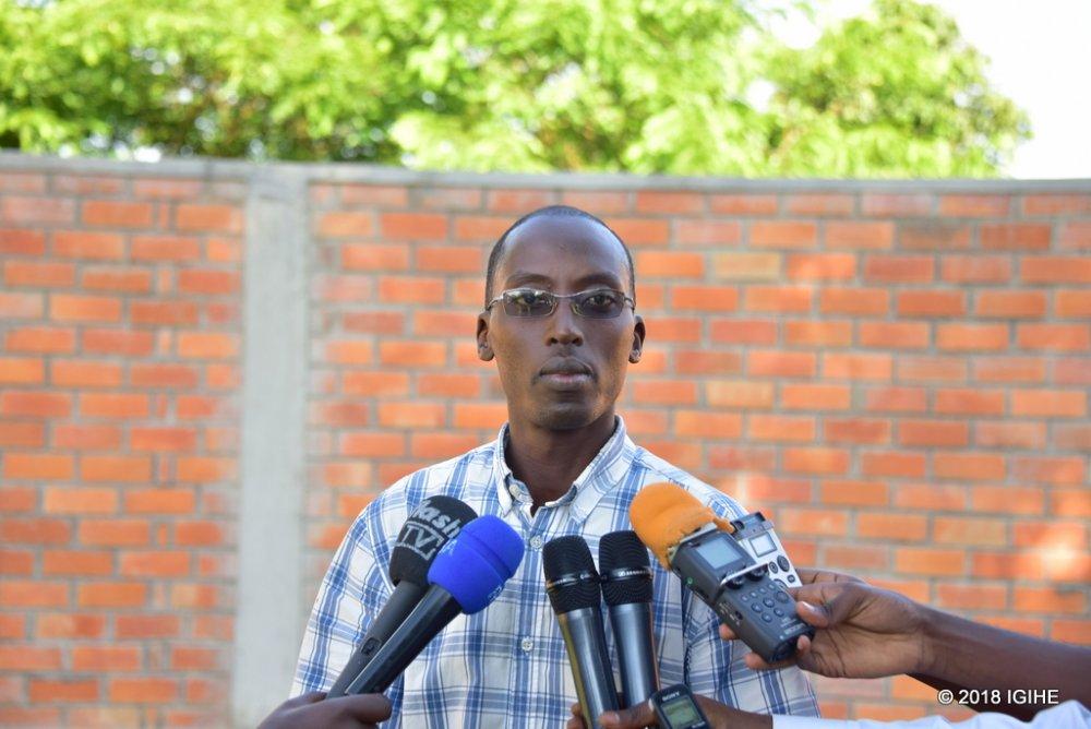 Rwanda : Procès du journaliste Phocas Ndayizera
