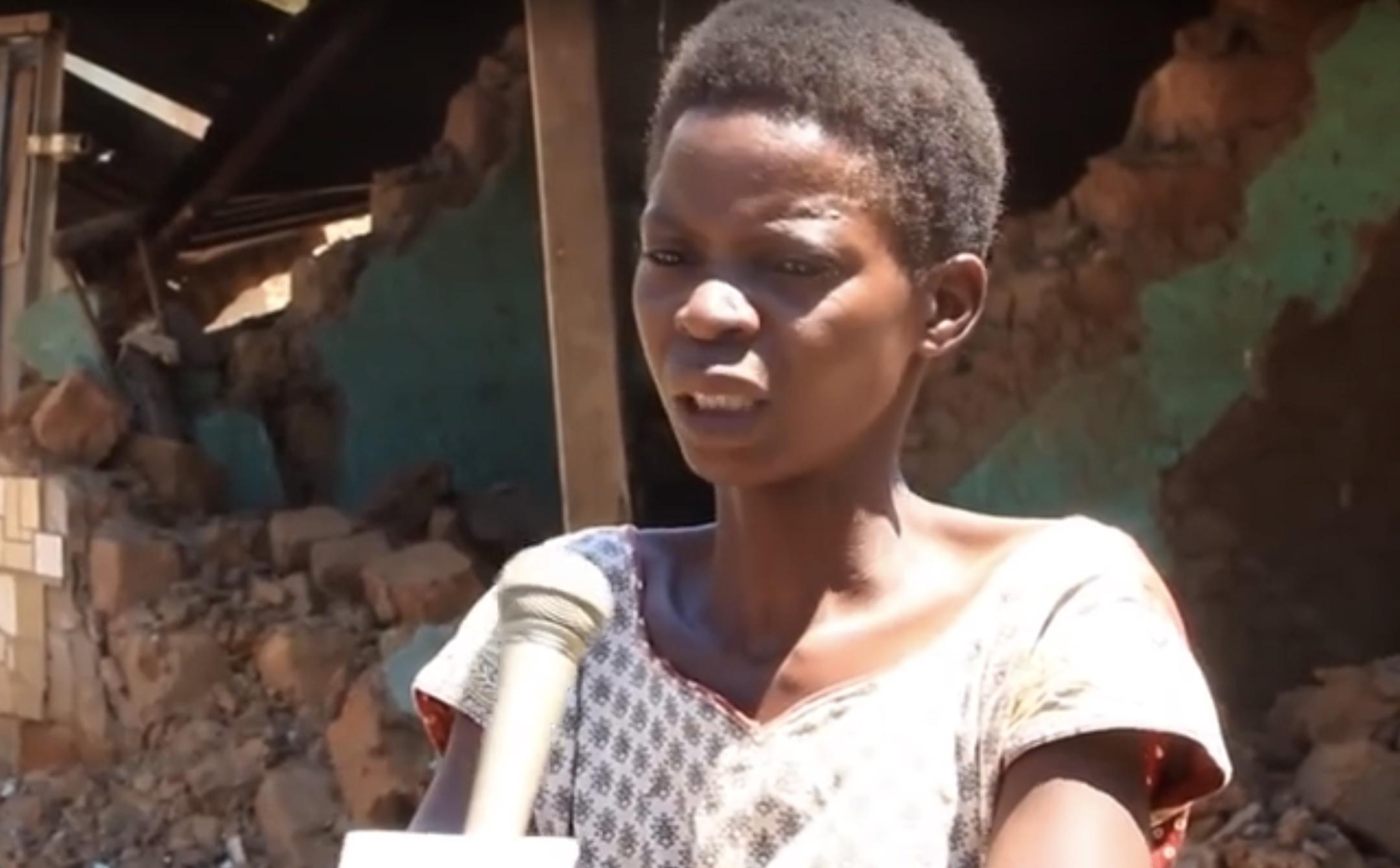 Destructions au Rwanda : Victoire Ingabire dénonce la brutalisation des citoyens