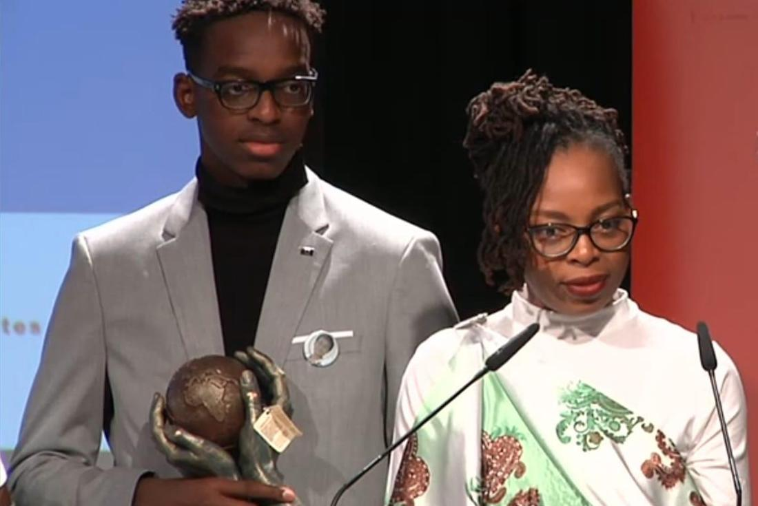 Rwanda : Victoire Ingabire, lauréate du Prix international des droits de l'Homme