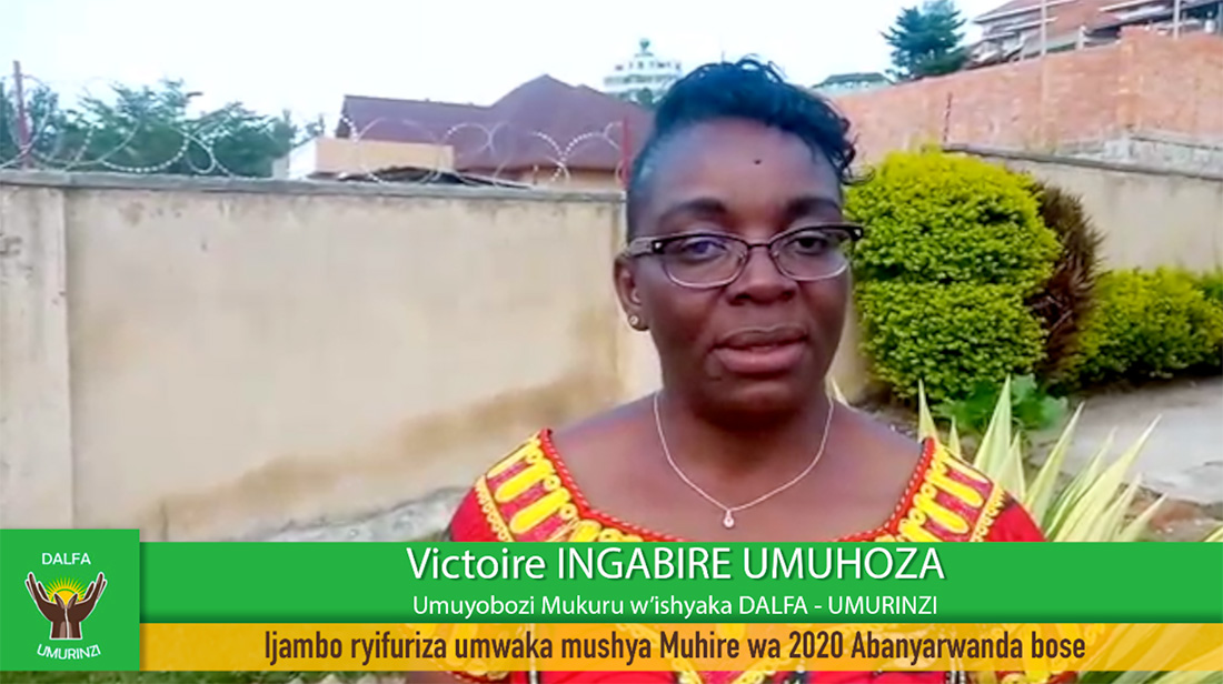 Rwanda: DALFA-Umurinzi, 2020 for a change of mentality