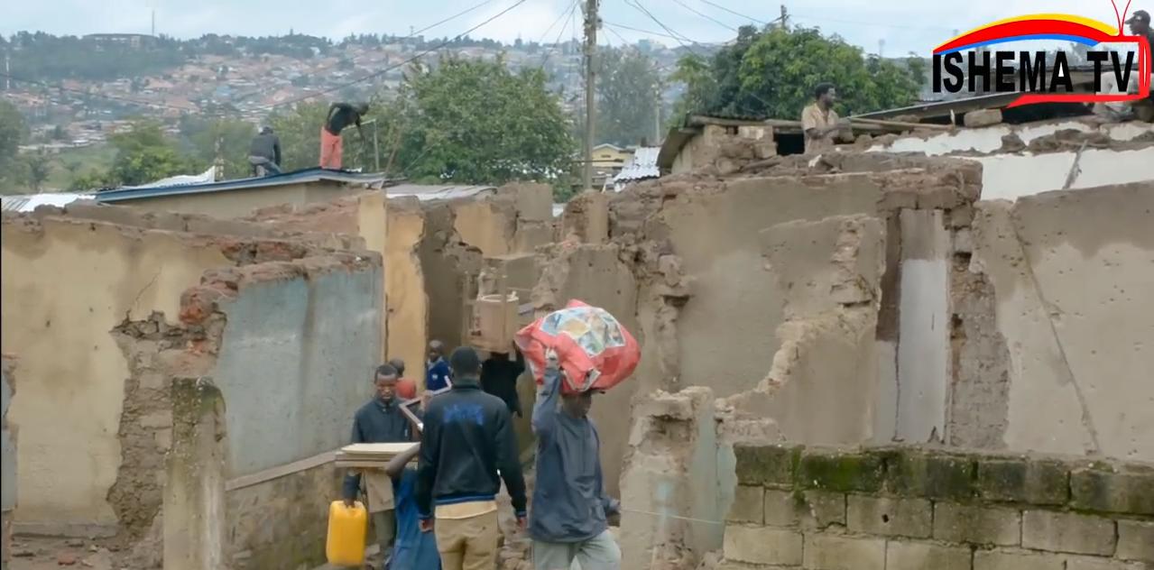 Kigali reprend l'impitoyable destruction des habitations malgré le Covid-19