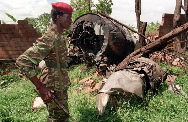 The attack on President Habyarimana's aircraft: 25 questions pointing towards Paul Kagame as guilty