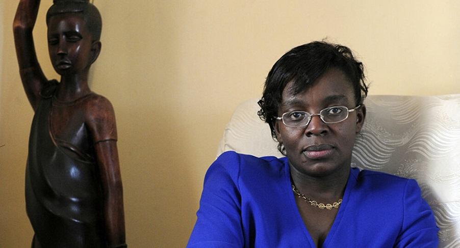 Victoire Ingabire Umuhoza : Une grande dame à l'allure présidentielle