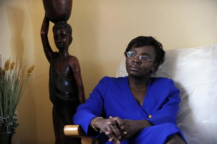 Mrs Victoire Ingabire a victim of bravery and resilience in Rwanda