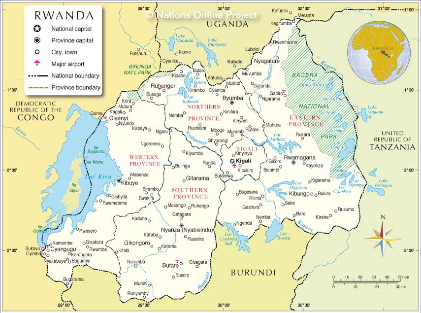 Rwanda : Une république ou une monarchie ?