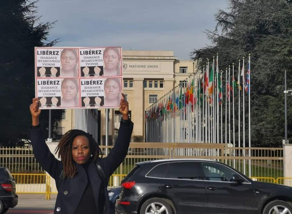 Brussels, Paris, Geneva, The Hague, Lyon: Rwandans are fed up