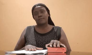 Guerre des mots au Rwanda: Le cas d\'Yvonne Idamange